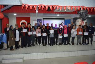 Tazof Akıl Oyunları Yarışmasına Sınav Koleji Ev Sahipliği Yaptı
