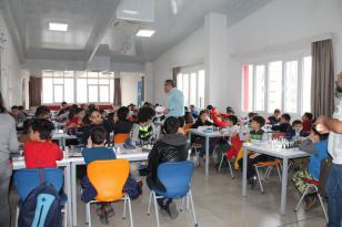 Nazilli Sınav Koleji 2. Satranç Turnuvasına Yoğun Katılım