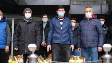 """Öztürk'ten Gönüllülere """"Kural"""" Mobingi"""