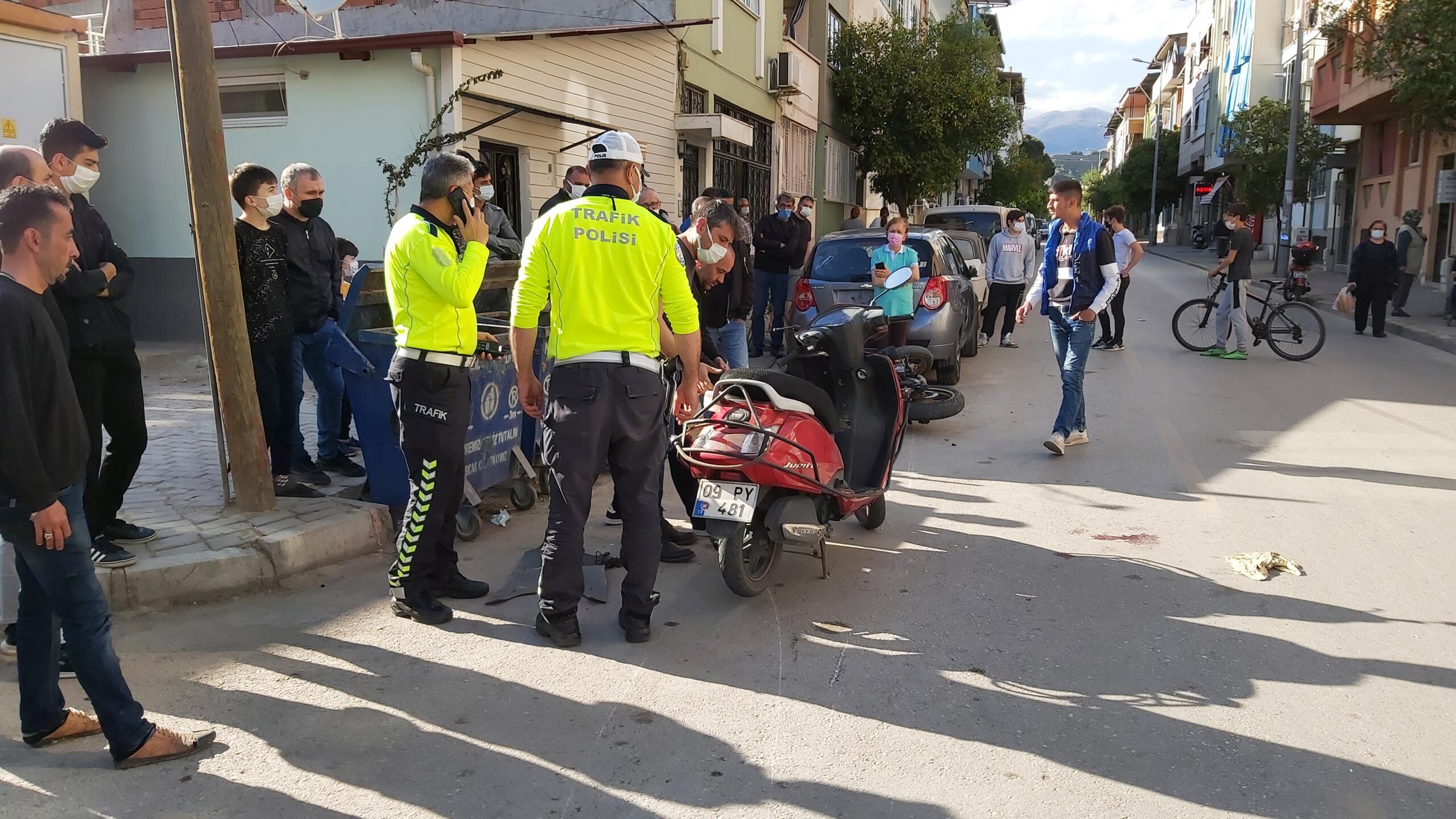 Nazilli'de Feci Kaza; 1'i Ağır 3 Kişi Yaralandı