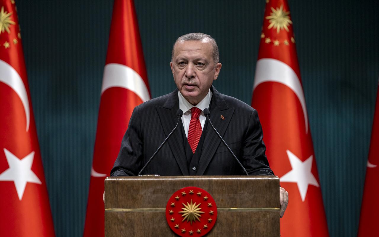 Cumhurbaşkanı Erdoğan Tam Kapanma Tarihini Açıkladı