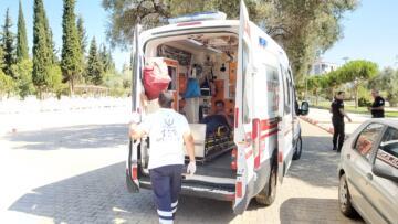 Nazilli'de Kan Döküldü