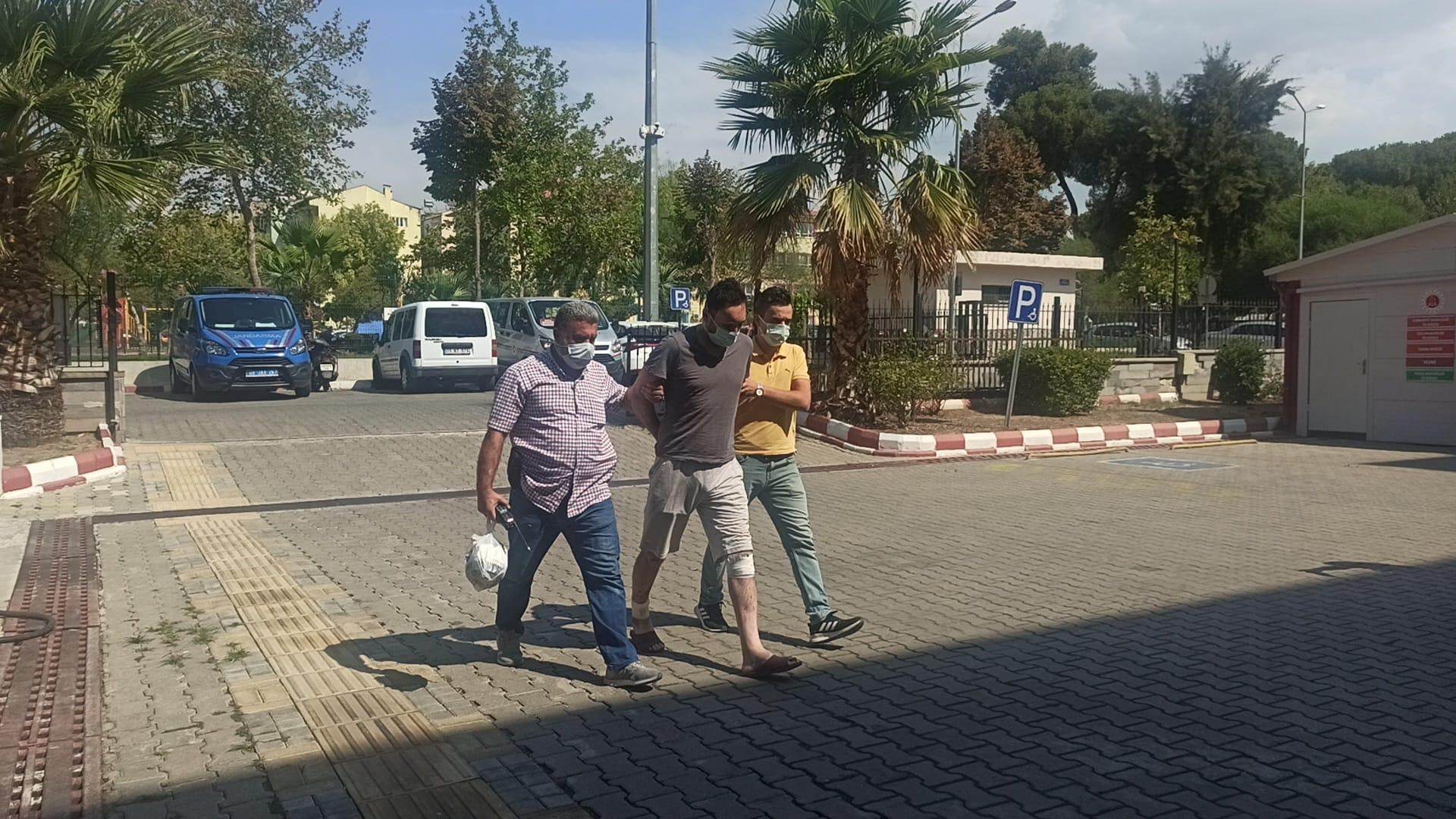 Nazilli'de Cinayet Zanlısı Hakim Karşısında